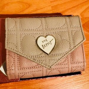 Betsey Johnson Bags - Betsey Johnson Wallet NWT